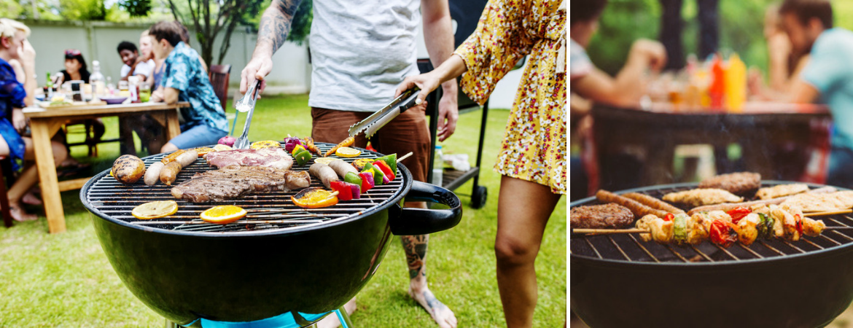 Houtskool barbecues GroenRIjk Beneden Leeuwen