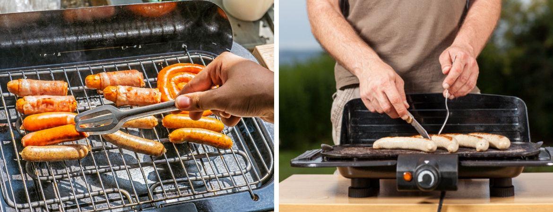 Elektrische barbecue kopen bij GroenRijk Beneden Leeuwen