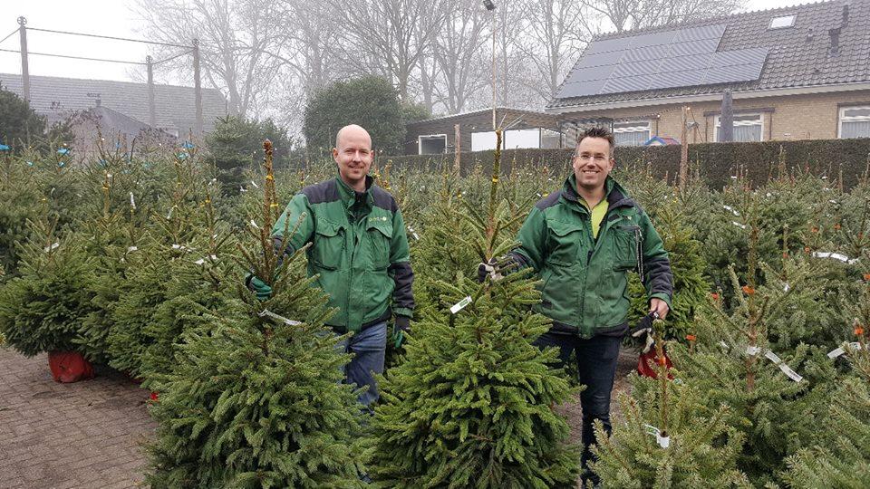 Kerstboom uitzoeken dichtbij Nijmegen?